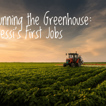 Before Running the Greenhouse: John and Jessi's First Jobs